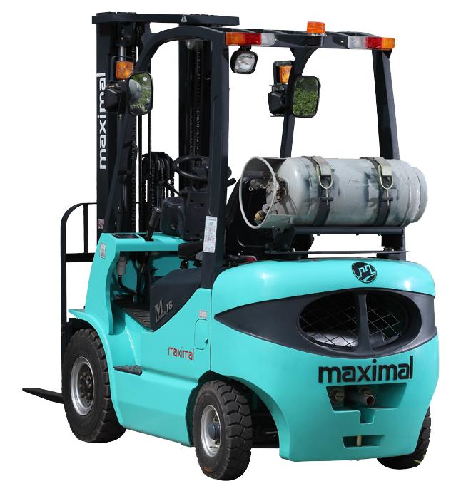 Motostivuitor nou Maximal 1,5 t/ 3,5 m, benzina si GPL