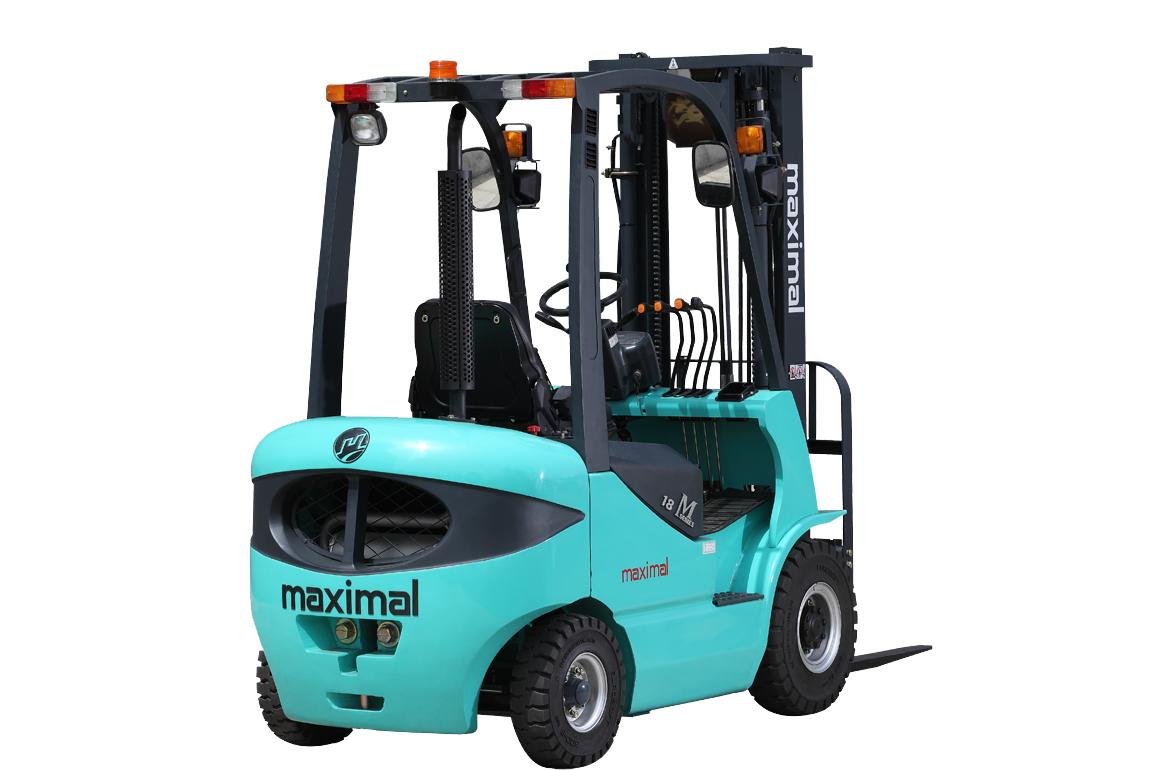 Motostivuitor nou MAXIMAL, 1,5t/3,5 m, diesel TIER3