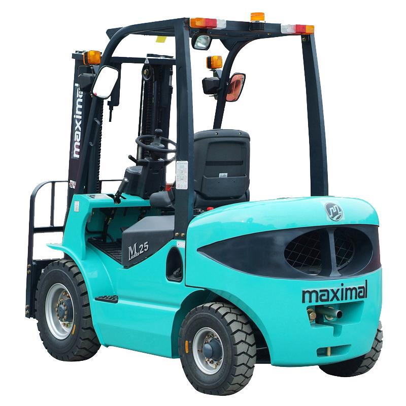 Motostivuitor nou Maximal 2,5t/ 4,5 m Diesel TIER3, din stoc