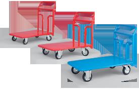 Carucioare platforma de transport